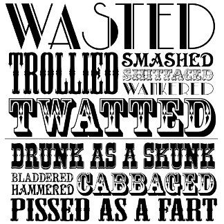 Funny drunk T shirts and drunk sayings