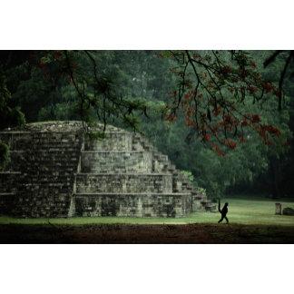 Copan, Honduras.