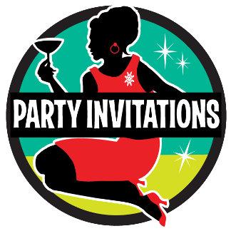 Holiday + Christmas Party Invitations
