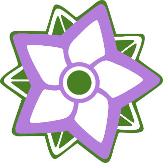 Colors Badge: Non-Binary Gender, Genderqueer