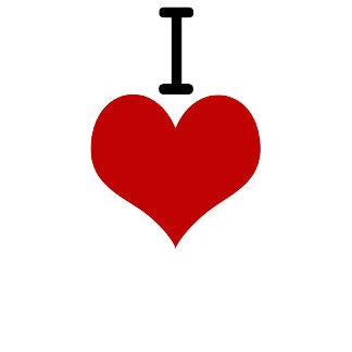 I Love ______