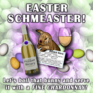 Easter Schmeaster - Let's Boil That Bunny!