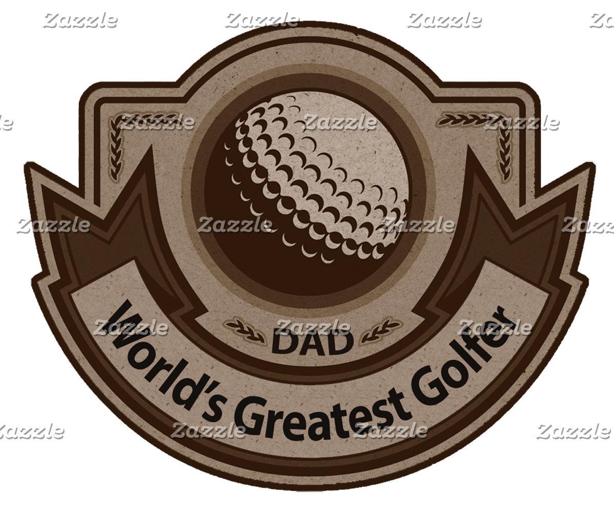 Greatest Golfer Dad