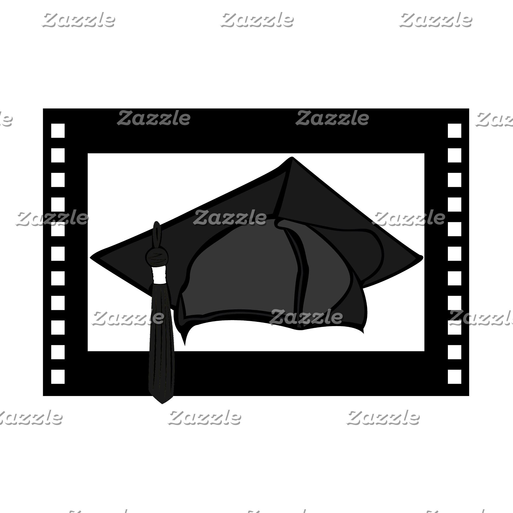 Black Cap Black Tassel