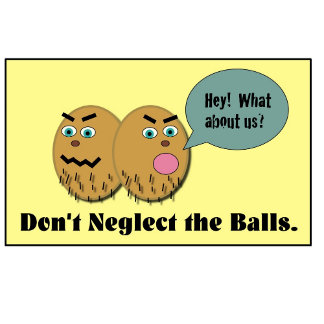 Don't Neglect the Balls