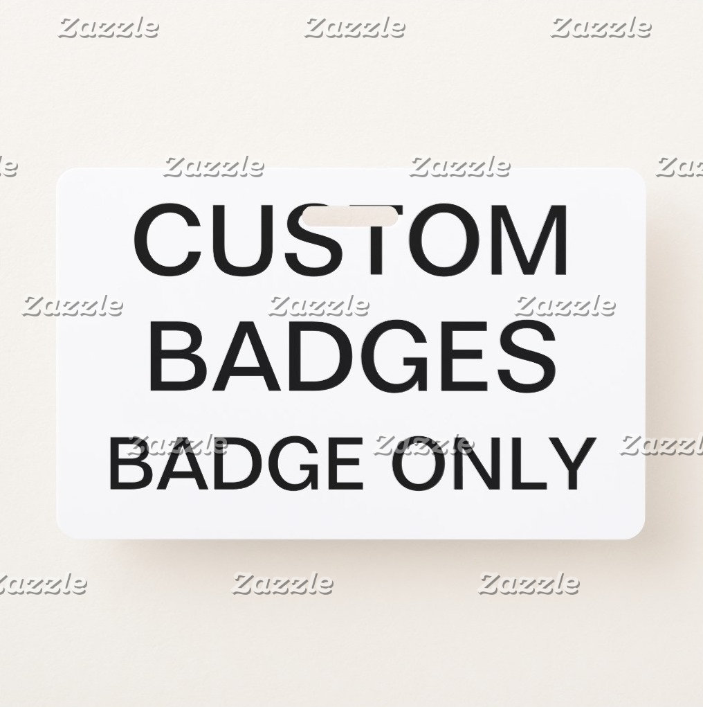 Badge Only