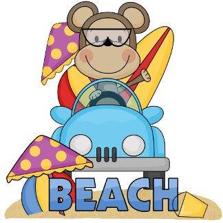 Beach Monkey - Going to the Beach