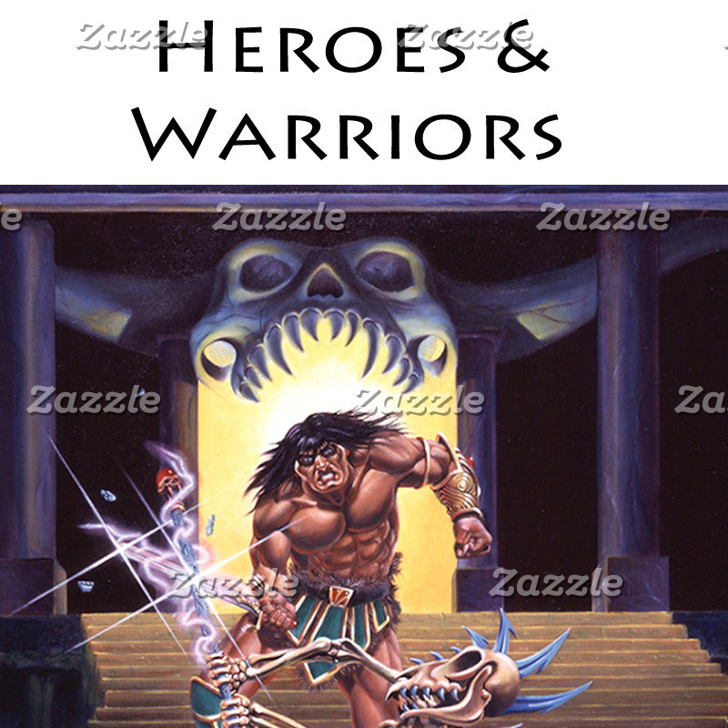 Heroes & Warriors
