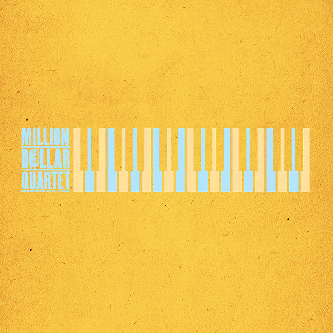 Million Dollar Quartet Piano