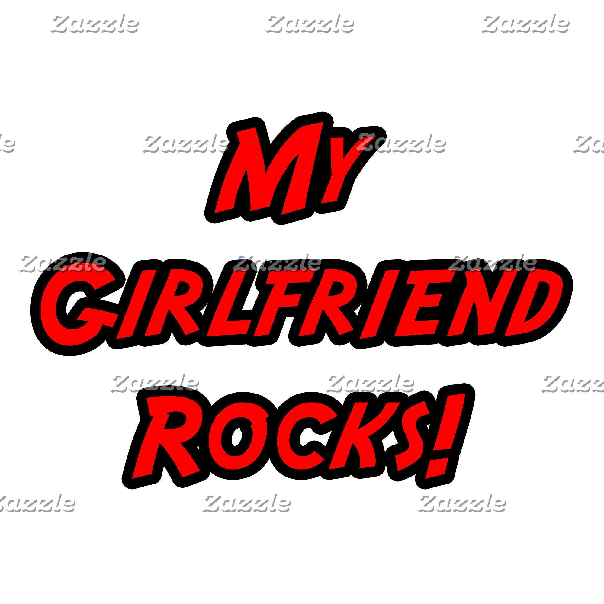 My Girlfriend Rocks