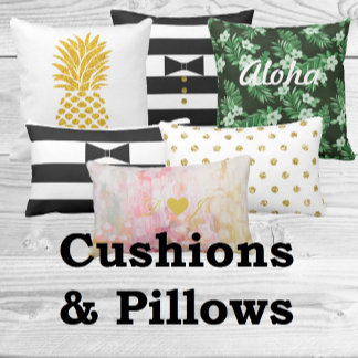 Cushion & Pillow