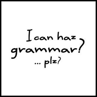 Can Haz Grammar