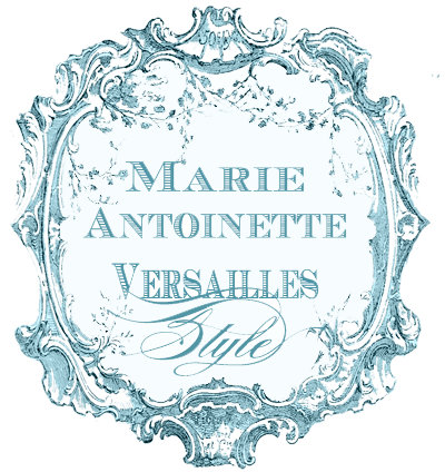 Marie Antoinette Versailles Style Cards and Gifts