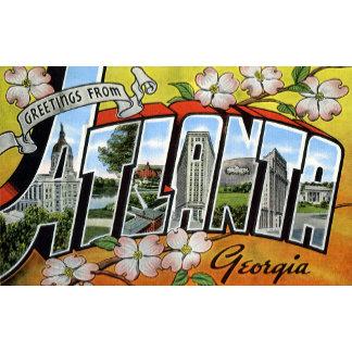 Greetings from Atlanta Georgia