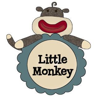 LIttle Monkey - Sock Monkey