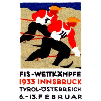 Vintage Sports Posters + Prints