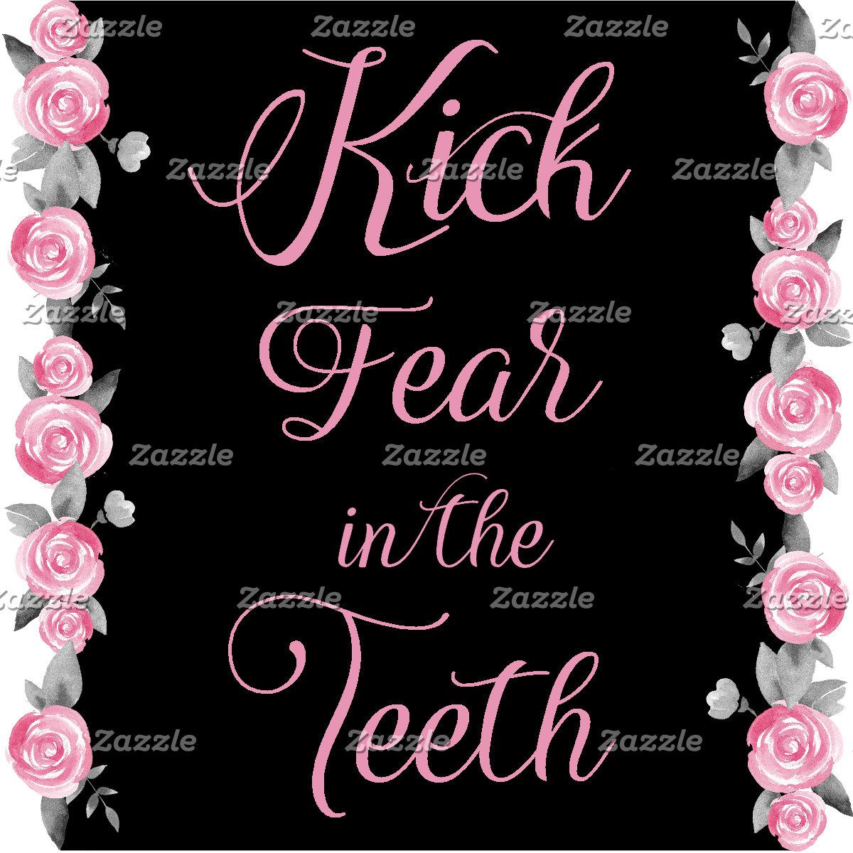 Kick Fear
