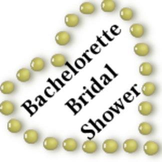 Bridal Shower & Bachelorette Party Items