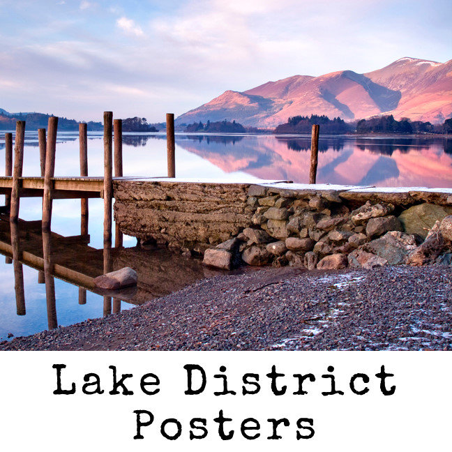 Lake District Posters