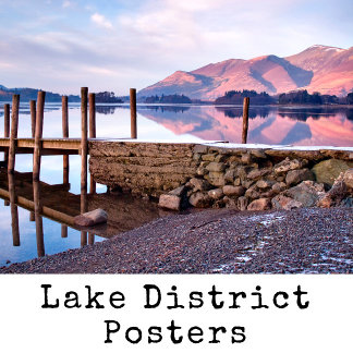 Lake District Posters