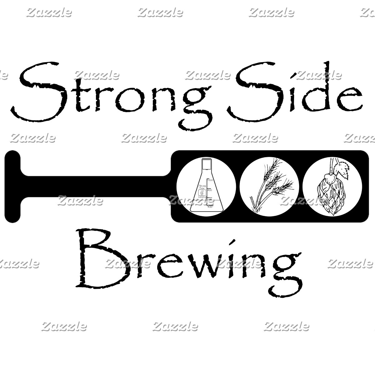 Strong Side - Barware