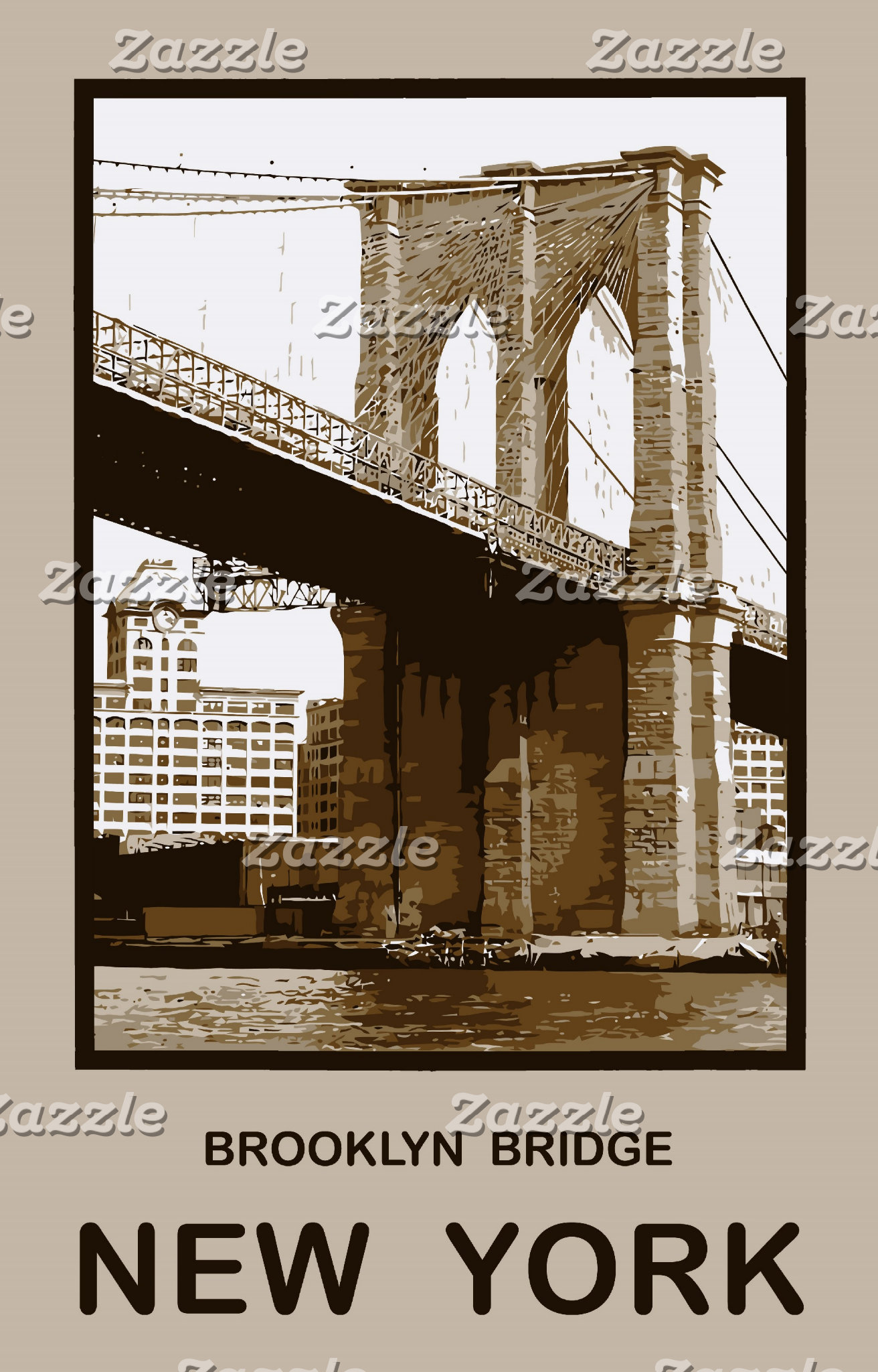 Brooklyn Bridge New York