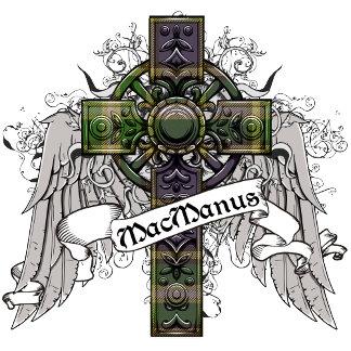 MacManus Tartan Cross