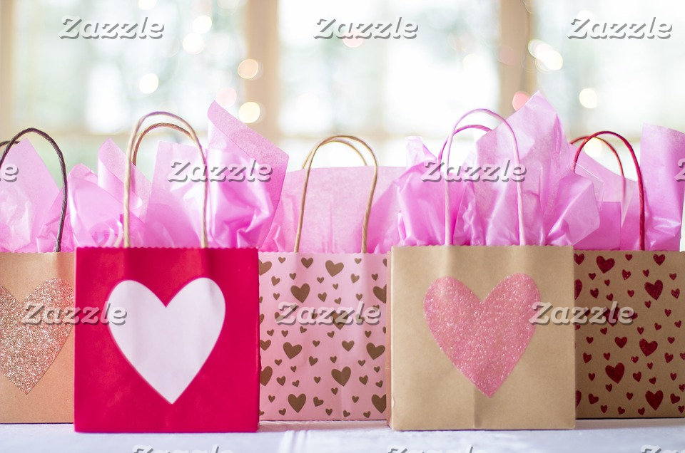 Gift Bags, Gift Wrap, & Tissue Paper