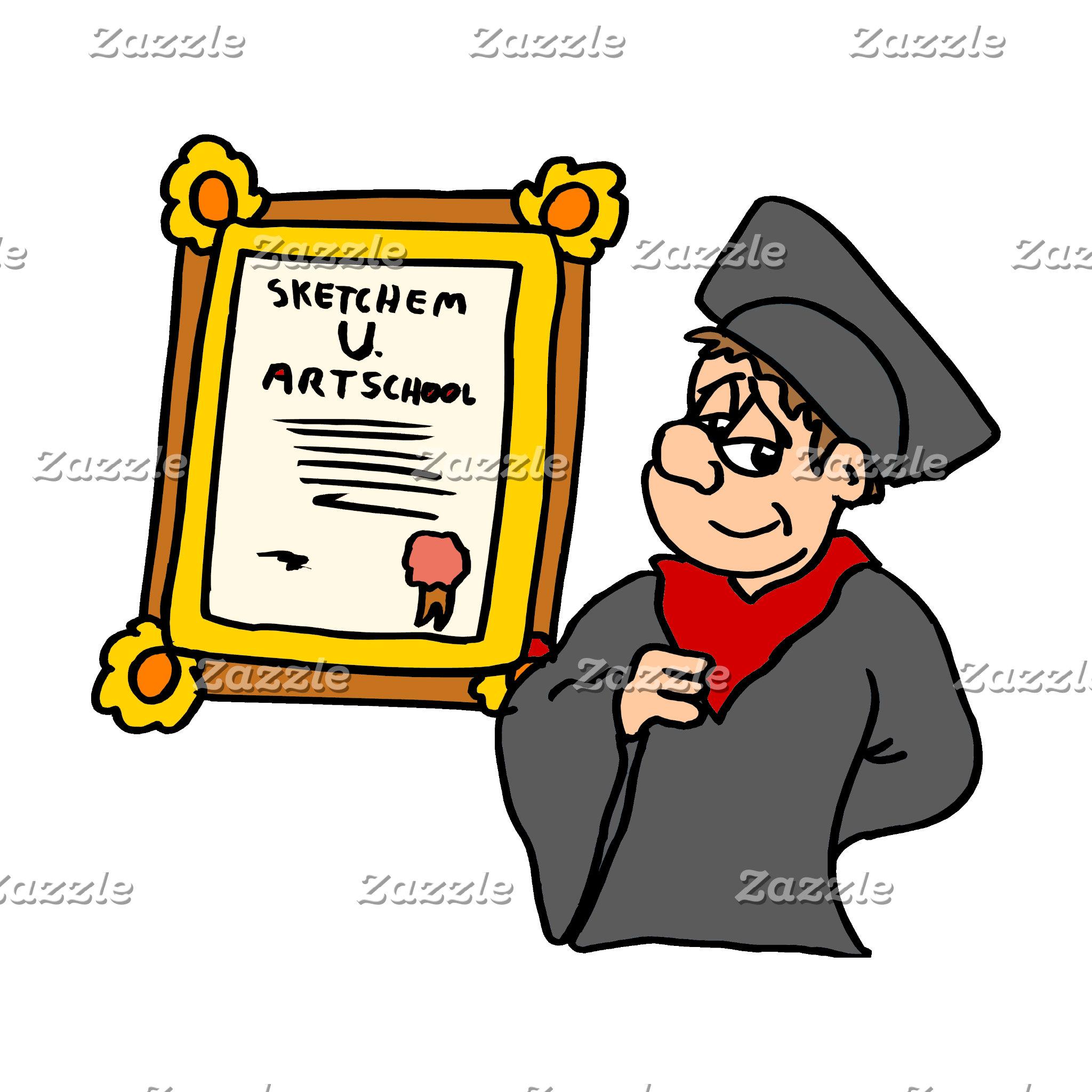 Art School Grad