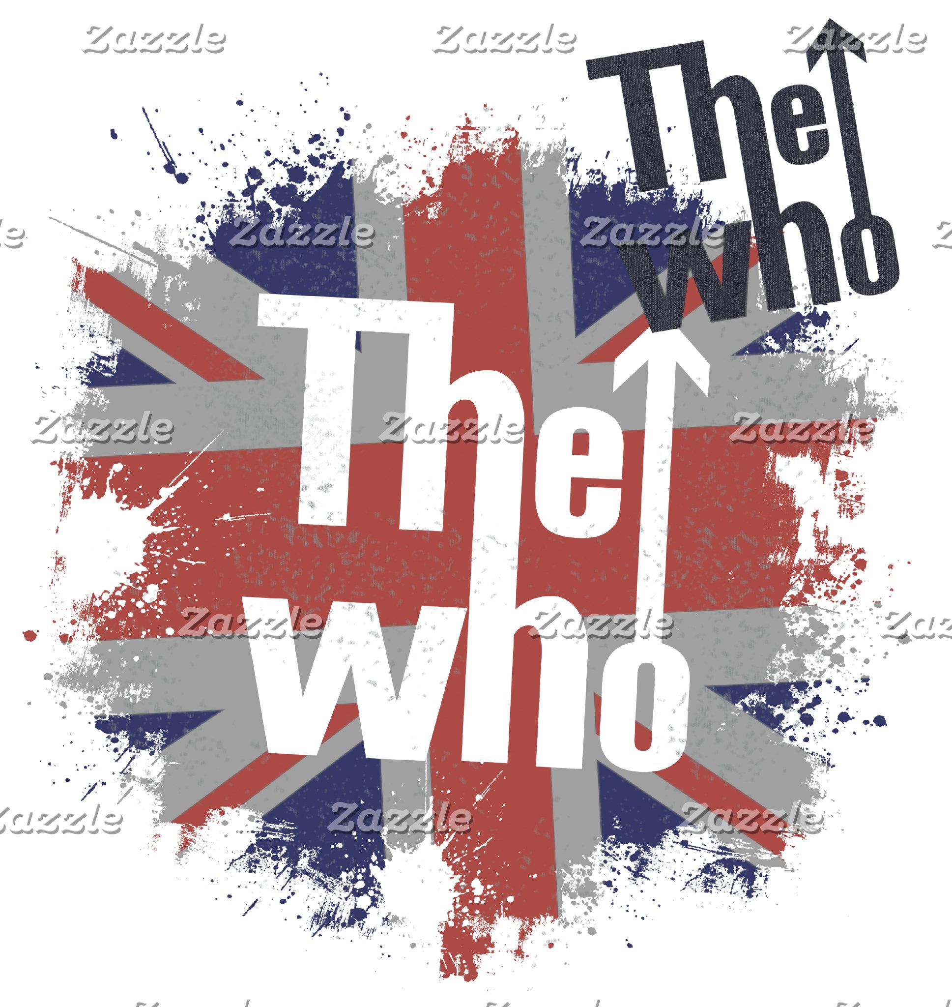 The Who Double Logo