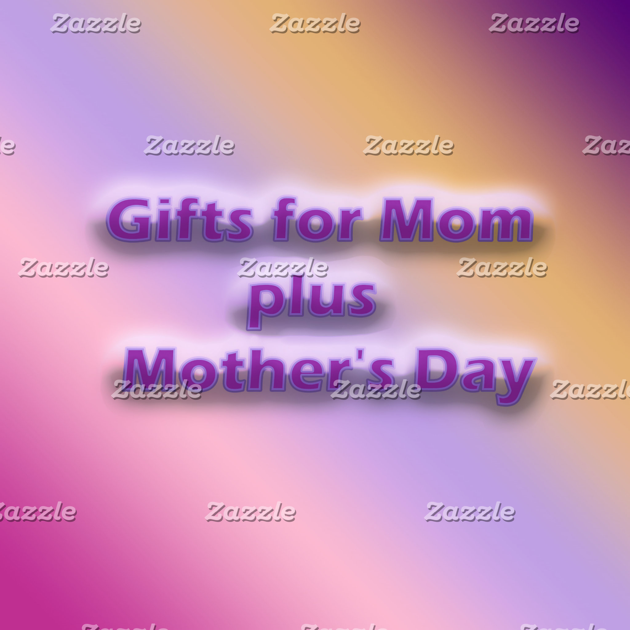 Gifts for Mom plus Mother's Day