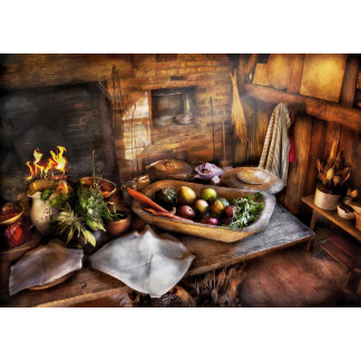 Chef - Kitchen - The start of a healthy meal