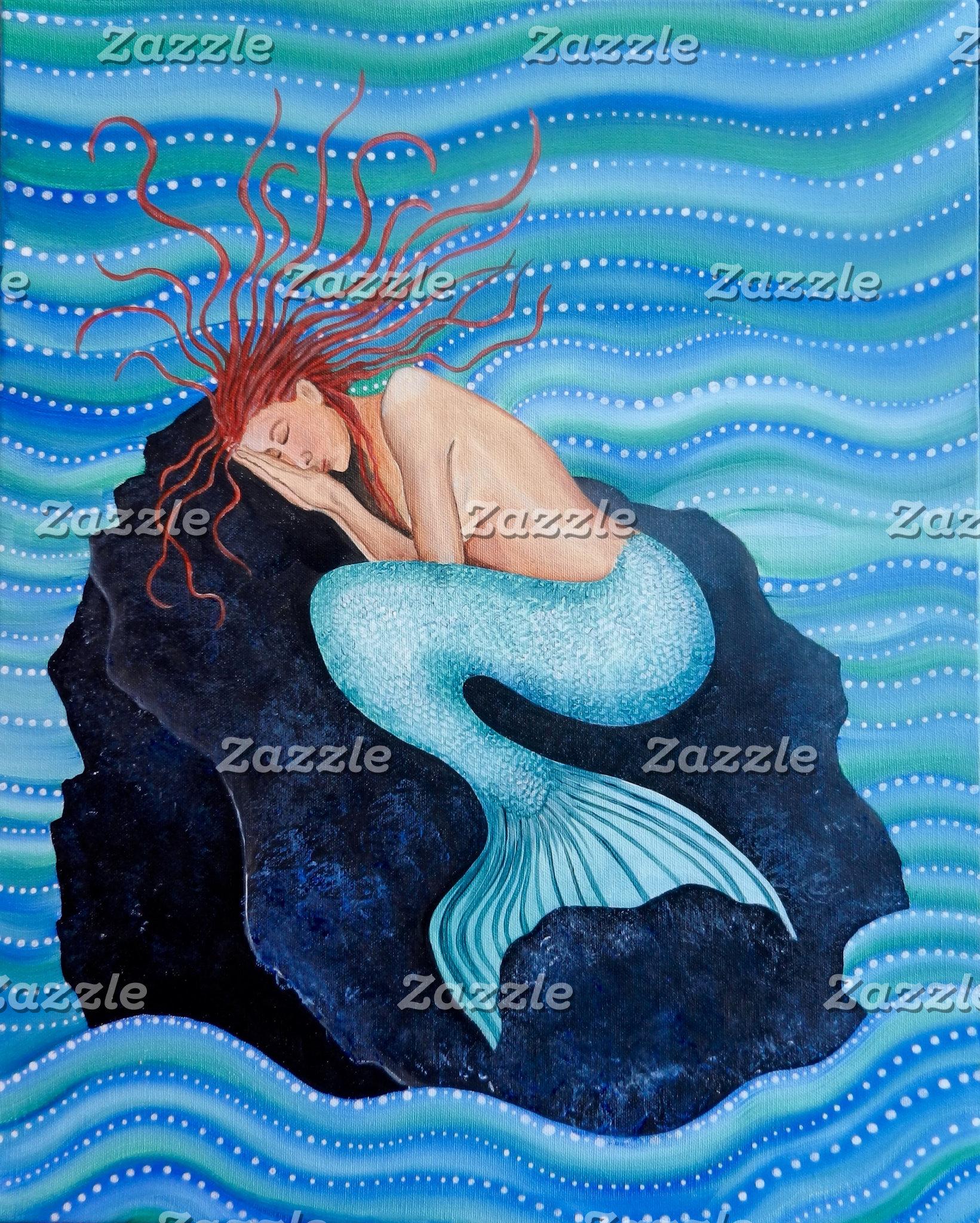 She Dreams Sea Dreams