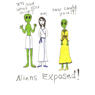 Aliens Exposed