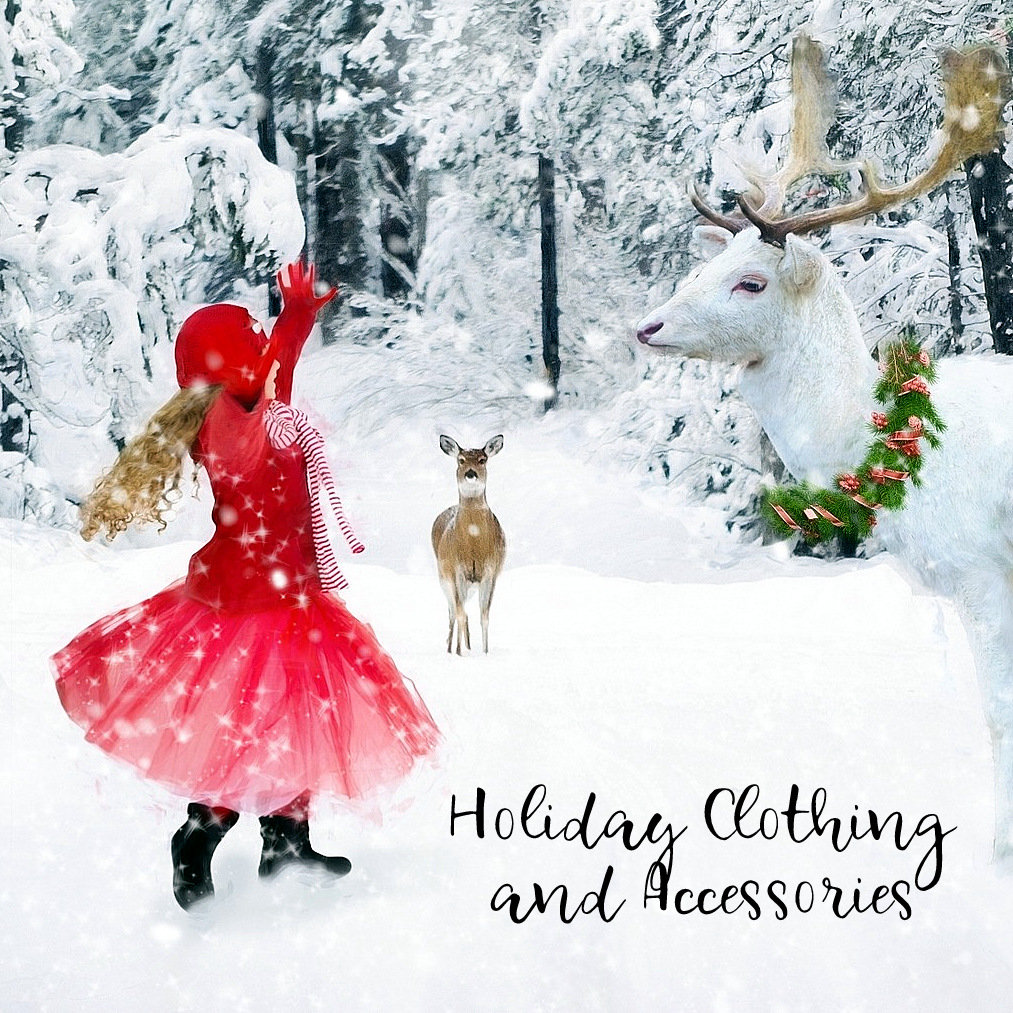 Holiday Clothing and Accessories