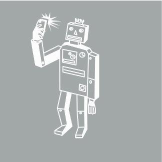 Robot Selfie
