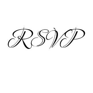 Rsvp's