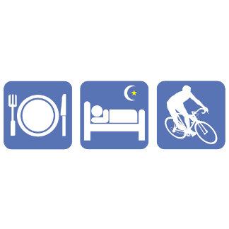 eat sleep bike(no text)