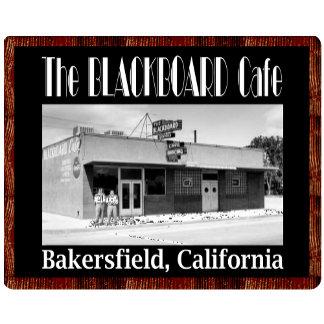 Blackboard Cafe Bakersfield California