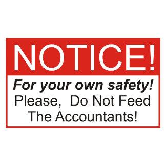 Feed The Accountants