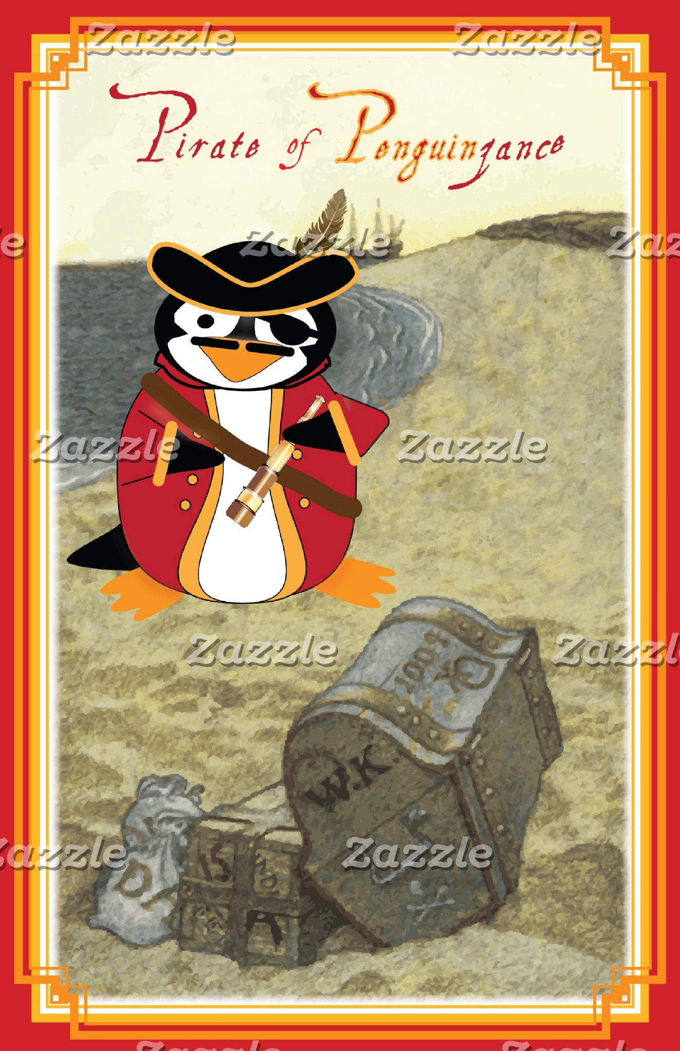 Piratez of Penguinance