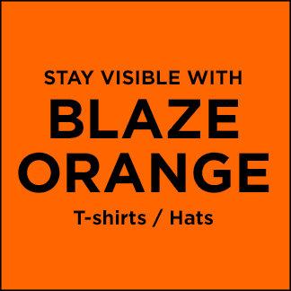 Blaze Orange