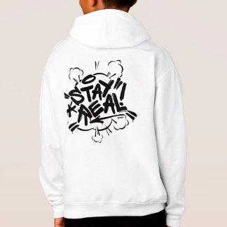 Kids Urban Streetwear Hoodies