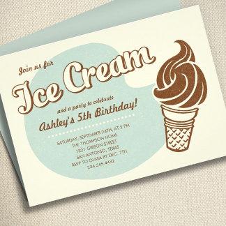Ice Cream Theme