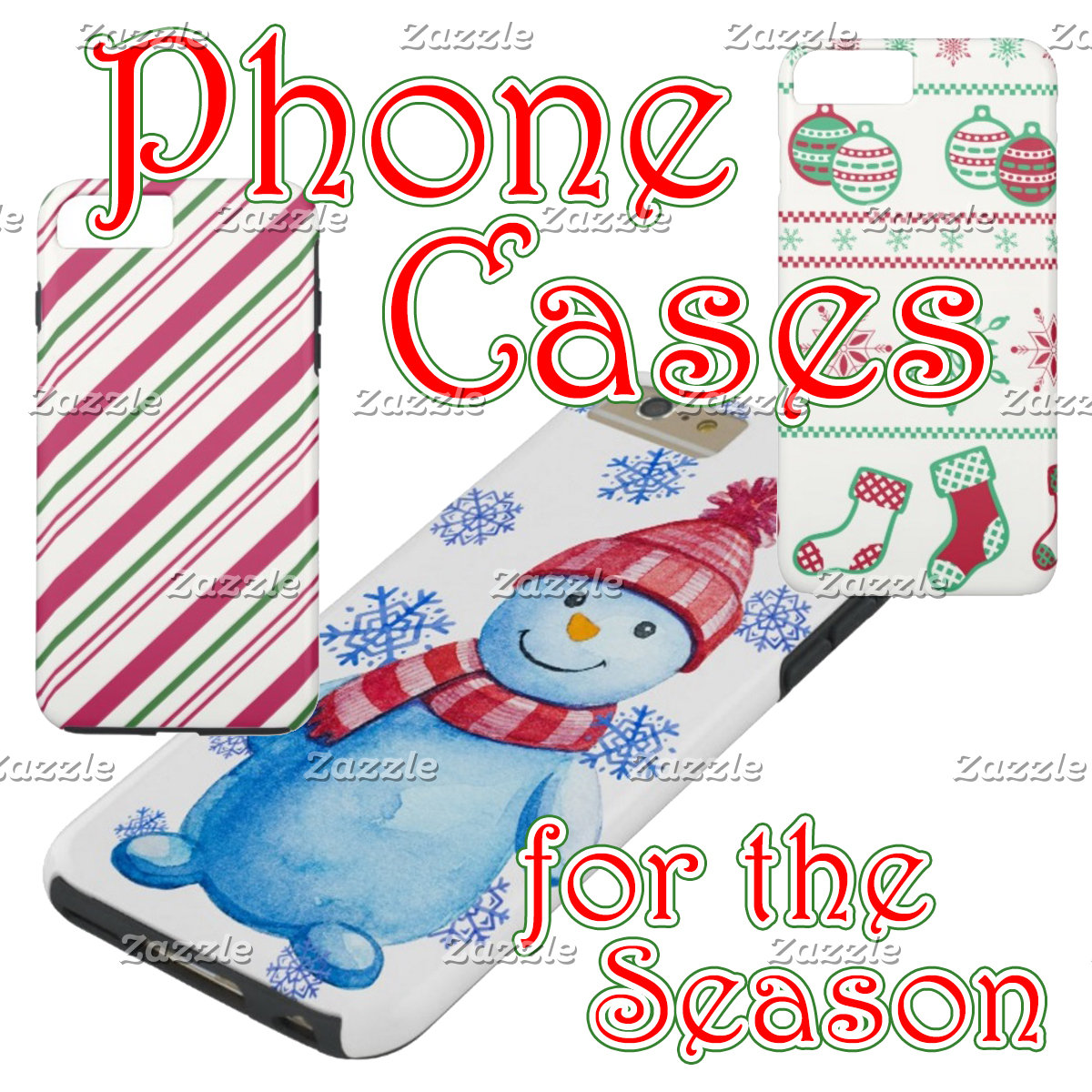 Phone Cases for the Season