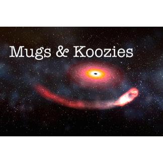Mugs and Koozies