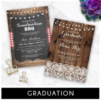 Graduation Invites