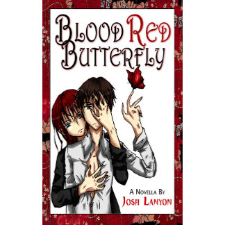 Blood Red Butterfly