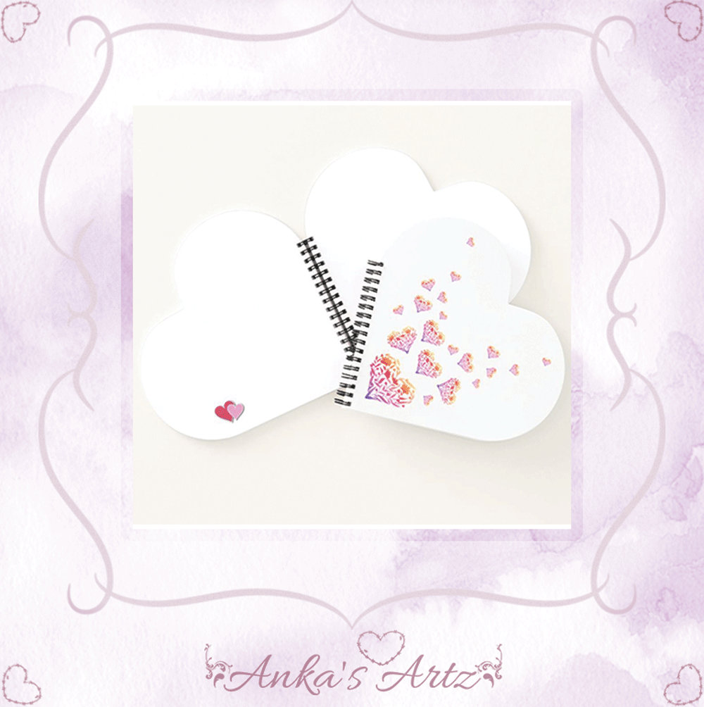 By design ~ Floral Heart