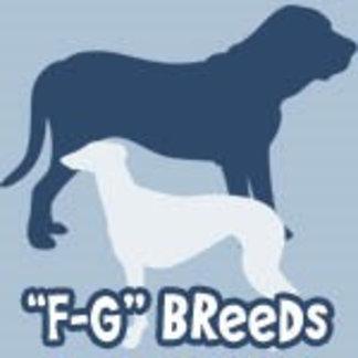 Dog Breeds F to G